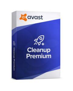 Avast! Cleanup (1 користувач на 1 рік) для оптимізації та очищення ПК