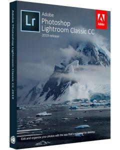 Adobe Photoshop Lightroom Classic для 1 користувача на 1 рік