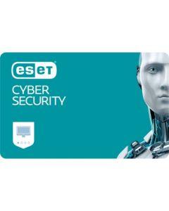 ESET Cyber Security (2 користувача, 2 роки) електронна ліцензія для захисту комп'ютерів Mac
