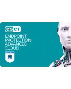 ESET Endpoint Protection Advanced Cloud ( 5 користувачів, 1 рік) електронна ліцензія для робочих станцій.