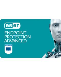 ESET Endpoint Protection Advanced (50 користувачів, 1 рік)