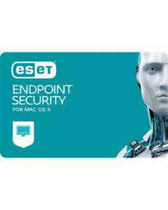 ESET Endpoint Security for OS X (5 користувачів, 1 рік) електронна ліцензія для захисту Mac OS X.