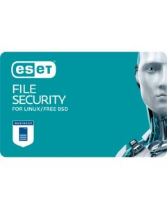ESET File Security for Linux / Free BSD (1 користувач, 3 роки)