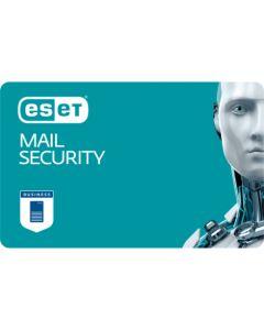 ESET Mail Security (5 користувачів, 1 рік) електронна ліцензія для Microsoft Exchange Server.