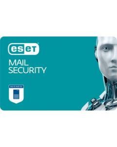 ESET Mail Security (5 користувачів, 2 роки)
