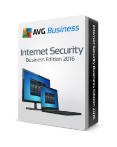 AVG Internet Security Business Edition ( 2 користувача на 1 рік)