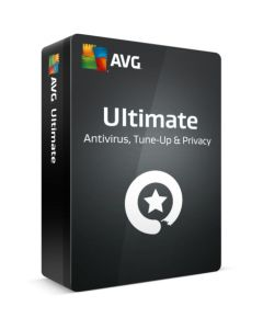 AVG Ultimate ( 1 користувач на 1 рік)
