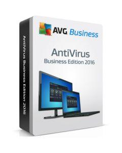 AVG AntiVirus Business Edition ( 2 коритсувача на 1 рік)