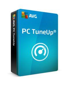 AVG PC TuneUp ( 1 користувач на 1 рік)