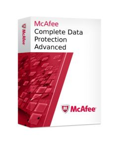 McAfee Complete Data Protection Advanced ( 11 користувачів на 1 рік)