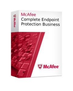 McAfee Complete Endpoint Protection Business ( 11 користувачів на 1 рік)