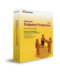 Symantec Endpoint Protection Small Business Edition до 24 користувачів на 1 рік