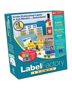 Nova Development Label Factory Deluxe 2