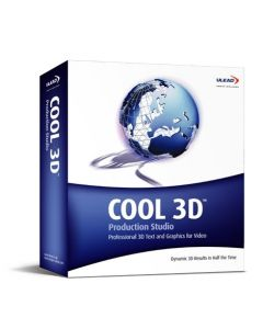 Ulead COOL 3D Production Studio Full