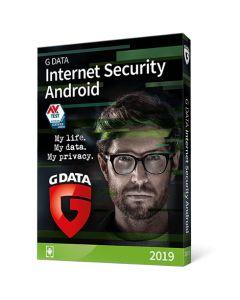 G DATA Internet Security Android ( 1 користувач на 1 рік)