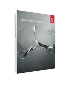 Adobe Acrobat Standard DC для 1 користувача на 1 рік
