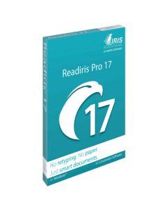 Readiris Pro 17 для Windows (1 ліцензія)