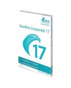 Readiris Corporate 17 для Mac (250-499 ліцензій, 1 рік технічної підтримки)