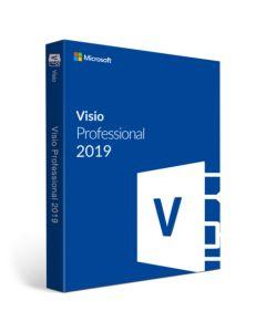 Microsoft Visio Pro 2019 (ESD- електронний ключ) багатомовний D87-07425 для 1 Пк на 1 рік