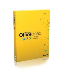 Microsoft Office 2016 Home & Student для Mac All Languages ESD GZA-00665