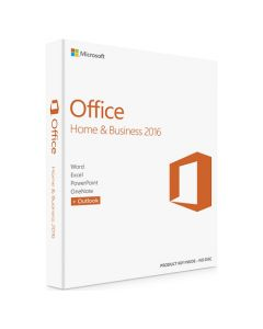 Microsoft Office 2016 Home & Business All Languages ESD T5D-02322