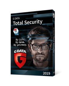 G DATA Total Security ( 1 користувач на 1 рік)