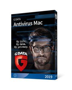 G DATA Antivirus для Mac ( 1 користувач на 1 рік)