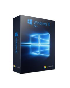Microsoft Win 10 Pro 32/64B All Languages ESD FQC-09131
