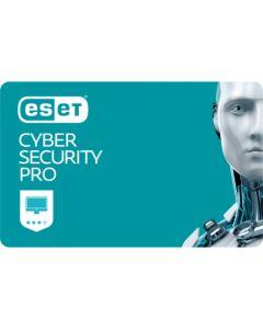ESET Cyber Security Pro (2 користувача, 1 рік) електронна ліцензія для захисту Mac, Windows, Android и Linux від крадіжки конфіденційної інформації