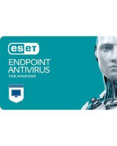 ESET Endpoint Antivirus (5 користувачів, 3 роки) електронна ліцензія багаторівневого захисту від шкідливих програм для Windows.