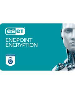 ESET Endpoint Encryption (5 користувачів, 1 рік) електронна ліцензія для шифрування даних.