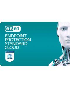ESET Endpoint Protection Standard Cloud (5 користувачів, 1 рік) для захисту робочих станцій та файлових серверів.
