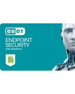 ESET Endpoint Security for Android (5 користувачів, 1 рік) електронна ліцензія для комплексного захисту Android.