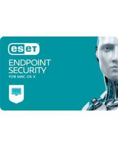 ESET Endpoint Security for OS X (5 користувачів, 2 роки) електронна ліцензія для захисту Mac OS X.