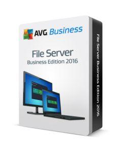 AVG File Server Business Edition ( 2 користувача на 1 рік)