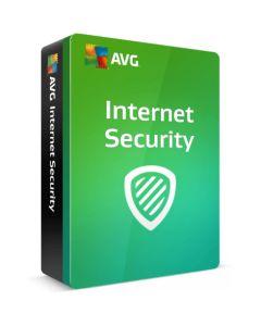 AVG Internet Security ( 1 користувач на 1 рік)
