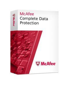 McAfee Complete Data Protection ( 11 користувачів на 1 рік)
