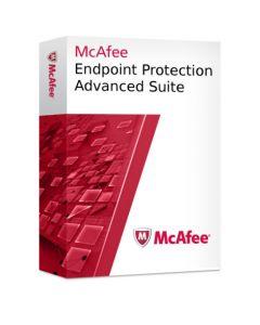 McAfee Endpoint Protection Advanced Suite ( 11 користувачів на 1 рік)