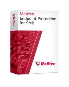 McAfee Endpoint Protection for SMB ( 5 користувачів на 1 рік)