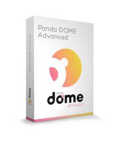 Panda Dome Advanced (1 користувач, на 1 рік) електронна ліцезія для контролю й фільтрації мережевого трафіку