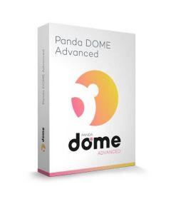 Panda Dome Advanced (1 користувач, на 3 роки) електронна ліцезія для контролю й фільтрації мережевого трафіку