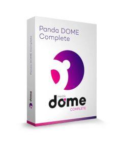 Panda Dome Complete (1 користувач, на 3 роки ) електронна ліцезія для захисту даних.