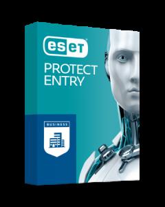ESET PROTECT Entry (5 користувачів, 2 роки) електронна ліцензія для робочих станцій.