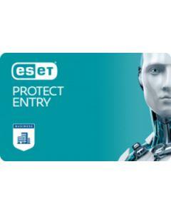 ESET PROTECT Entry (5 користувачів, 1 рік). Електронна ліцензія для захисту робочих станцій та файлових серверів