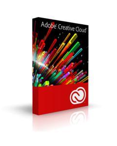 Adobe Creative Cloud (1 ліцензія на 1 рік) для навчальних закладів
