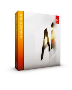 Adobe Illustrator CC для 1 користувача на 1 рік