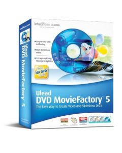 Ulead DVD Movie Factory 5.0 Full Standard