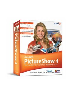 Ulead CD & DVD PictureShow 4
