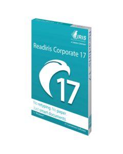 Readiris Corporate 17 для Windows (1 ліцензія, 1 рік технічної підтримки)