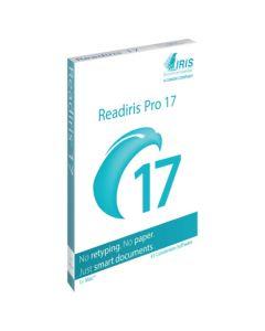 Readiris Pro 17 для Mac (1 ліцензія)